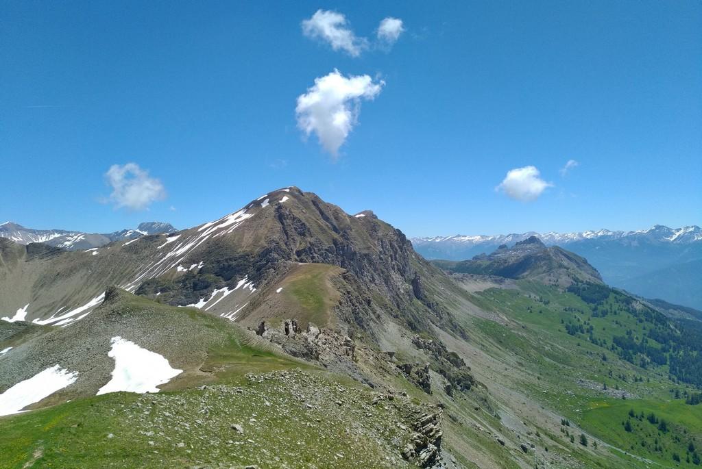 guide accompagnateur randonnée montagne alpes