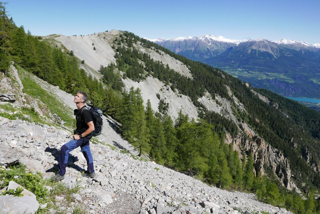 guide accompagnateur montagne randonnée alpes