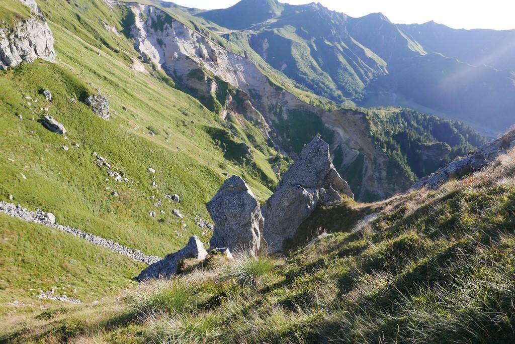 monts dore accompagnateur guide montagne randonnée